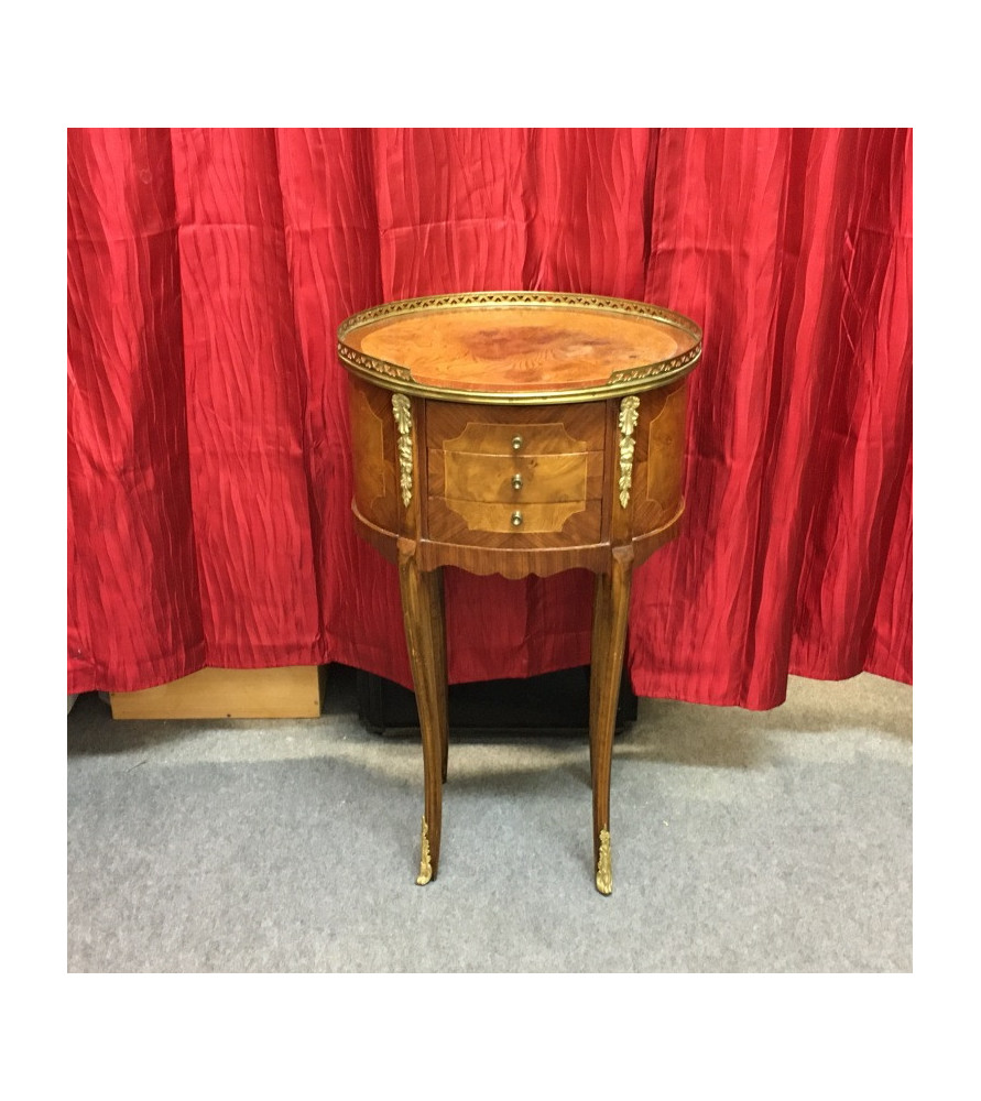 Table tambour