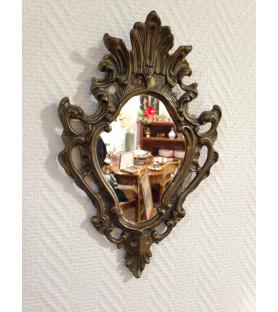 Petit miroir de chambre