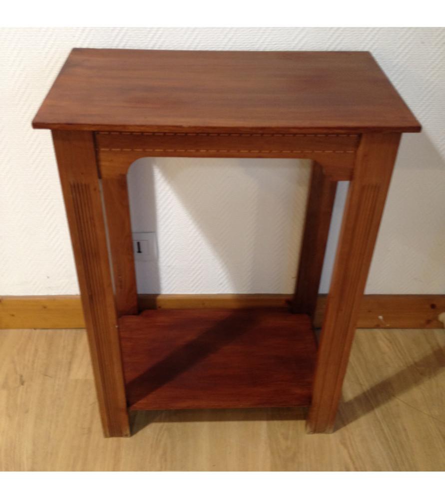 table d 39 appoint art d co vendue par notre petite brocante valence. Black Bedroom Furniture Sets. Home Design Ideas