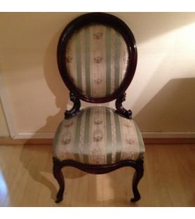 Paire de chaises époque Louis-Philippe