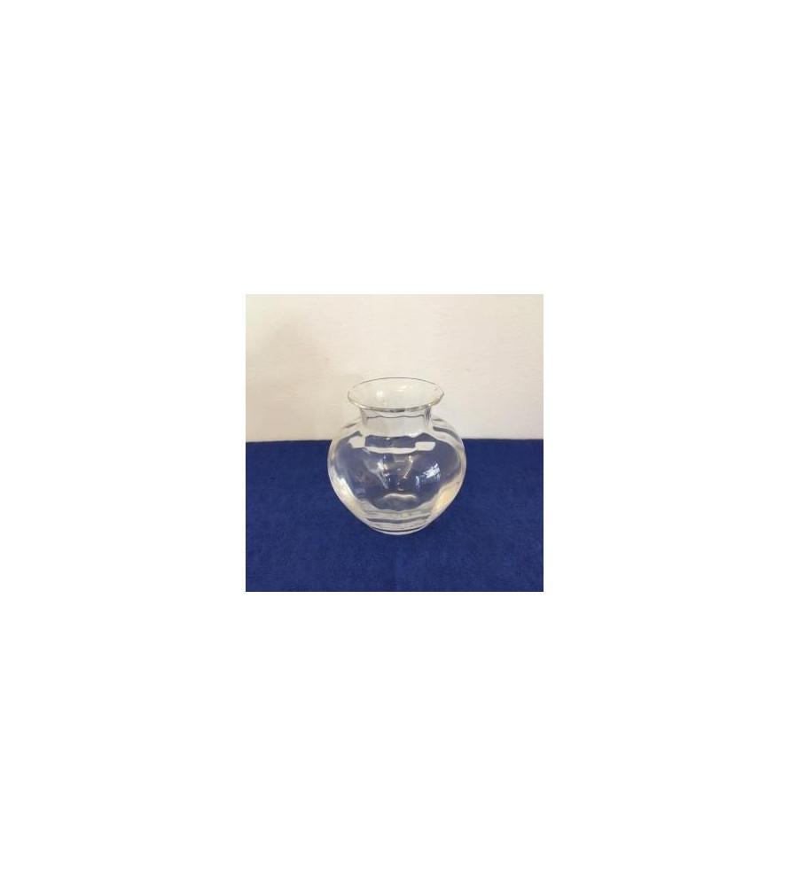 Petit vase en cristal de Saint Louis