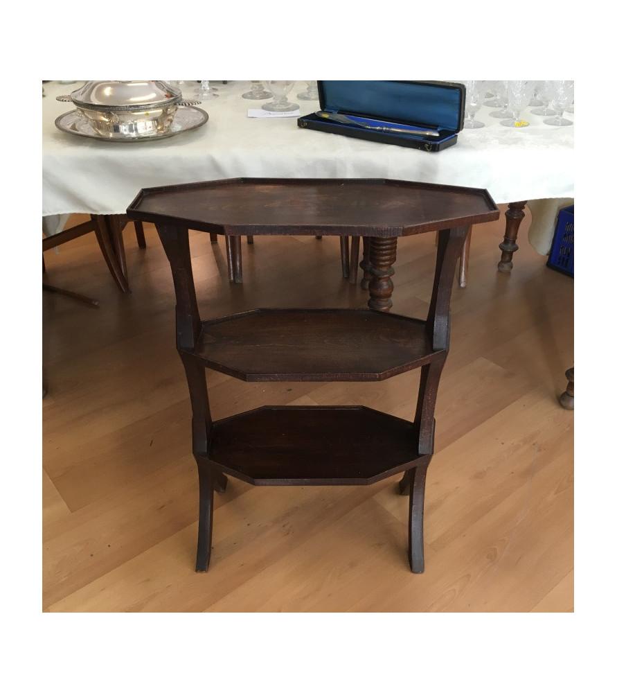 table de salon octogonale vendue par notre petite brocante. Black Bedroom Furniture Sets. Home Design Ideas