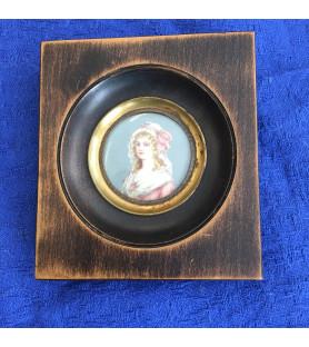 """Miniature """"Portrait de jeune fille"""""""