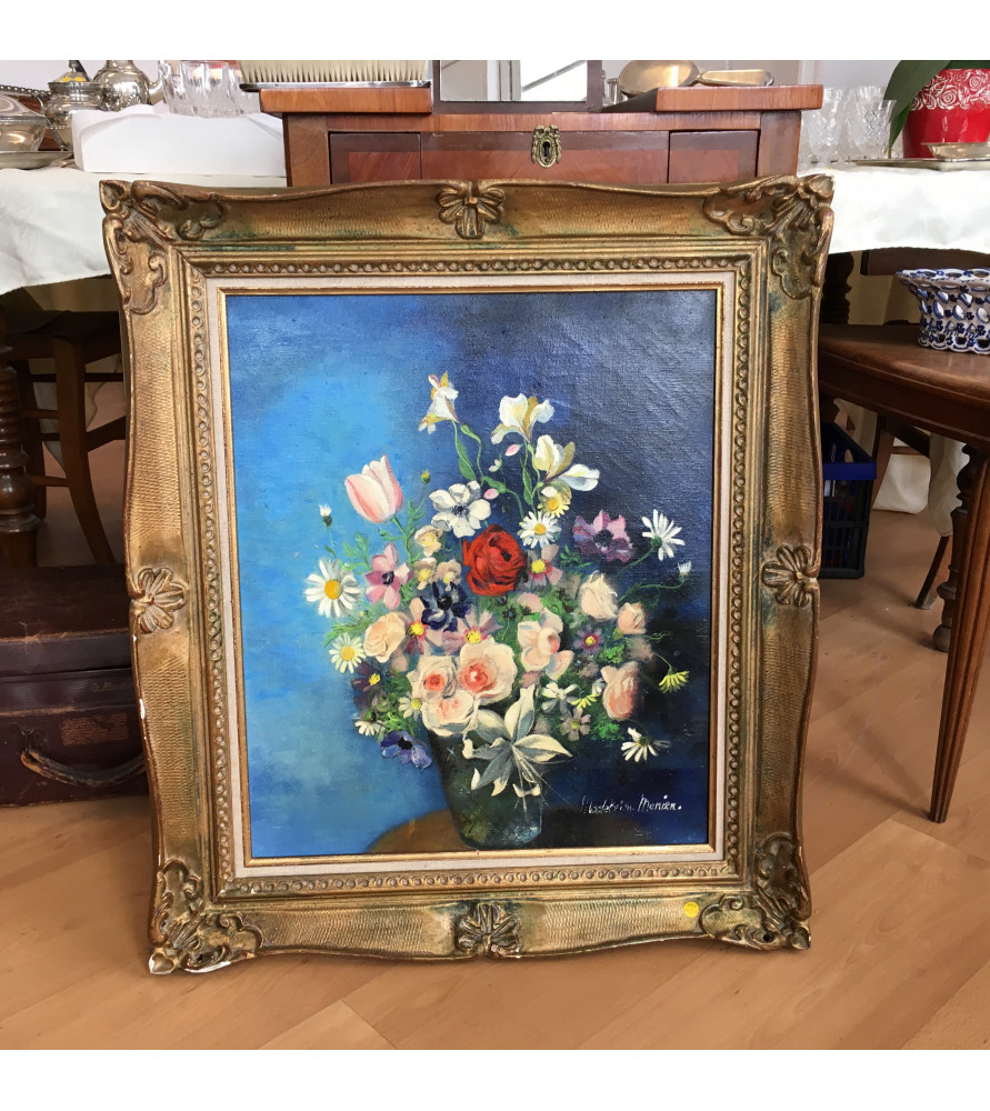 "Bouquet de fleurs ""Madeleine Monier"""