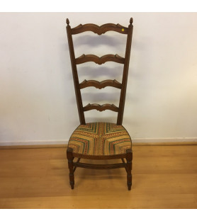 Chaise de nourrice provençale