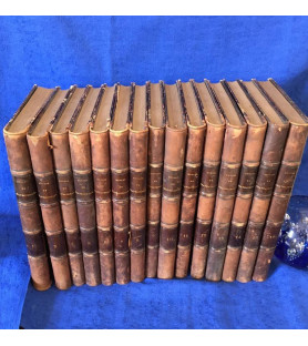Chateaubriand: Œuvres complètes en 16 Tomes, 1852