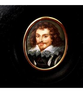 Miniature Duc de Buckingham